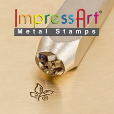 Are you handstamping? Your Choice of Metal Design Stamp, starting at $8.