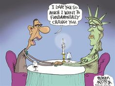 Political Cartoons by Glenn McCoy and turn you into a socialist hellhole
