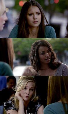 TVShow Time - The Vampire Diaries S01E02 - La nuit de la comète.