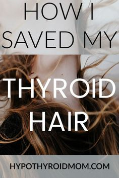 Health Beauty Remedies How I saved my thyroid hair - How I stopped my hair loss from clogging the shower drain. Hey thyroid, You will not take my hair too. From, Hypothyroid Mom Thyroid Hair Loss, Thyroid Cancer Symptoms, Pcos, Thyroid Issues, Thyroid Problems, Hypothyroidism Hair Loss, Hashimotos Disease Diet, Motivation Quotes, Beauty Tips