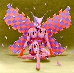 ''Butterfly'' Claudio Souza Pinto