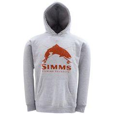 Simms Crest Hoody - Fishwest