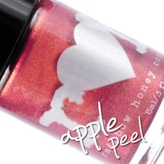 Rainbow Honey - Apple Peel (Full sized, brand new - never swatched) - Prefer to swap :) ($10 retail)