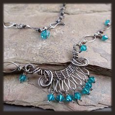 Indian Princess Necklace | JewelryLessons.com