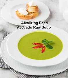 Whether you are a fan of the alkaline diet or not, one must agree that eating alkaline foods are good for your health. After eating this Savoury Soup, you too, will be a believer!