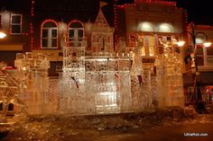 Incredible Ice Sculptures