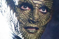 Ancient reptiles could of once lived on Earth before Humans. Aliens Movie, Aliens And Ufos, Ancient Aliens, Reptiles And Amphibians, Mammals, Madame Vastra, Aliens On The Moon, Makeup Crew, Conspiracy Theories
