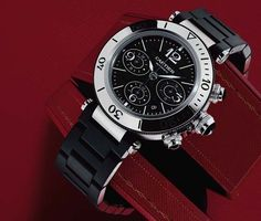 Life Style & Fashion: Cartier Luxury Watches Images