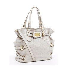 For My Holiday ,Michael Kors Tote Handbags,Michael Kors Gansevoort Large Tote Vanilla Sale-120