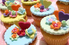 Amazing cupcakes Fun Cupcakes, Cupcake Cakes, Beautiful Cupcakes, Amazing Cupcakes, Cooking, Desserts, Food, Cool Cupcakes, Kitchen