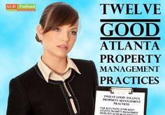 Twelve Good Atlanta Property Management Practices