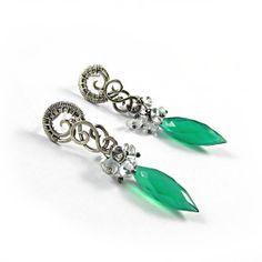 Emerald by marika zakrzewska on Etsy