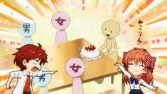 Monthly Girls' Nozaki-kun is an anime from studio