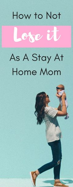 Staying sane as a stay at home mom was tough, until I heard the one piece of advice that shifted my perspective on parenting.
