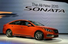 Hundai Sonata's New Birth With Low Price Very Soon in 2015