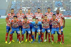 الرجاء البيضاوي يسحق المغرب التطواني وينتزع منه الصدارة بفارق الأهداف