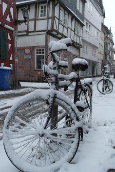 Marburg Weidenhausen im Winter. Mehr Bilder unter: http://www.weidenhausen-marburg.de/Bilder