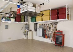 Garage DIY Organization