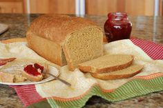 Simply So Good: Anadama Bread