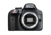 SShoppee - NIKON DSLR-D3300 (Body) Grey