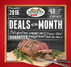 Sprouts Monthly ad January 4 - February 1, 2017 - http://www.olcatalog.com/grocery/sprouts/sprouts-monthly-ad.html