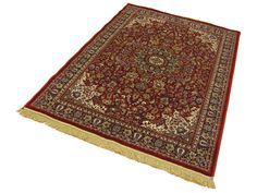 Indian Rug - Red - 800