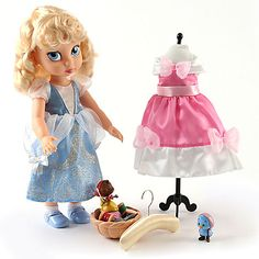Cinderella Doll Set - Disney Animators' Collection | Dolls | Disney Store