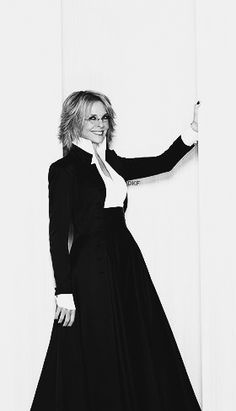 The very stylish Diane Keaton.
