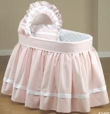 Sweet Petite Bassinet Set from Baby Doll at aBaby. We offer Baby Doll Sweet Petite Bassinet Set for your baby at great prices. Baby Set, Baby Basinets, Baby Doll Bed, Doll Beds, Baby Dolls, Best Bassinet, Wood Bassinet, Bassinet Ideas, Cheap Furniture Stores
