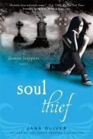 Soul thief : a Demon trappers novel