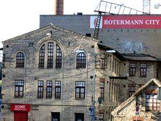 """Good shops @ Rotermann Viertel """"Rotermanni kvartal"""" oder aus Alt mach Neu:   Von unserem Hotel in Tallinn aus können wir direkt auf"""