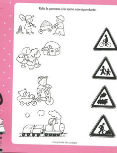 activités Ps - bibli.ecole - Picasa Web Albums Transportation Theme Preschool, Preschool Education, Learning Activities, Activities For Kids, Songs For Toddlers, Mazes For Kids, Kids Math Worksheets, Exercise For Kids, School Holidays