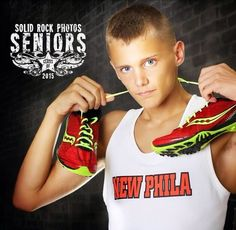 Senior Pictures - cross country