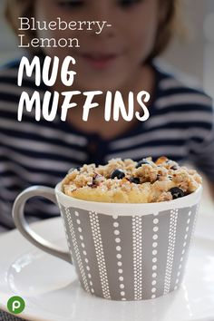 In just ten minutes, you can whip up a fast, eas . - CLICK THE PIC for Various Kitchen Cabinet Ideas, Beautiful Kitchen Cabinets, Kitchen Cabinet Decor Ideas and other DIY Kitchen Cabinet Options. Mug Recipes, Muffin Recipes, Brunch Recipes, Dessert Recipes, Cooking Recipes, What's Cooking, Keto Recipes, Breakfast Recipes, Dessert In A Mug
