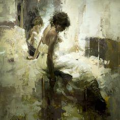 Fawn by Jeremy Mann