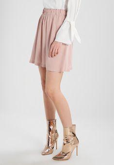6d6a589480df SFBISMA SKIRT - A-snit nederdel  A-formede nederdele - rose   Zalando.dk 🛒