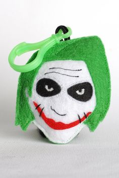 "Because I have those on my list with a ""different"" take on ornaments...Joker Ornament"