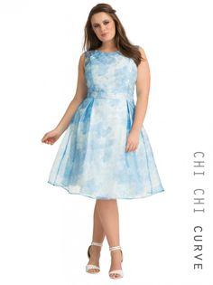 1817e7c56ace4 Chi Chi Curve Gabrielle Dress Chi Chi