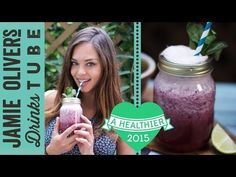 Pineapple, Berry & Coconut Smoothie | Danielle Hayley - YouTube