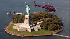 Faca esse incrivel Tour de helicóptero: Nova York a seus pés!