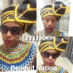 Tsonga Traditional Dresses, Traditional Wedding Dresses, African Fashion Traditional, Modern Traditional, Doek Styles, African Dress, African Clothes, Xhosa Attire, Latest African Fashion Dresses