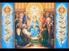 Glorious Mysteries (Wednesday and Saturday; and the Sundays from Easter until Advent.)