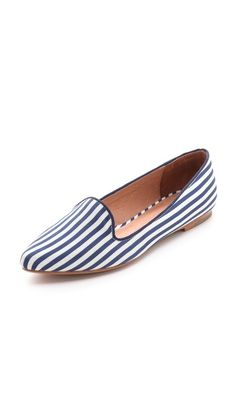 Fun flats were a 2013 must have in a recent edition of Condiment