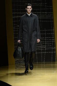 Ermenegildo Zegna #Milan #Moda #Hombre Otoño/Invierno