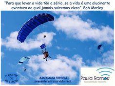 Quando for se aventurar, curtir as férias, a família, os amigos.... conte com os serviços da Assessora Virtual - Paula Ramos Secretariado Remoto.SITE http://www.paulasecretariadoremoto.com/