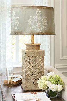 Hudson Lamp from Soft Surroundings