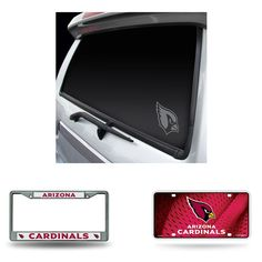 Arizona Cardinals NFL 3 Piece Auto Detail Pack