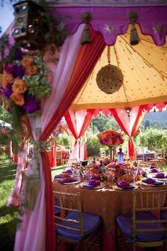 wedding reception tablescapes pictures | Wedding Reception Decor | Tablescapes | Jevel Wedding Planning ♥