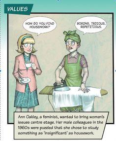 Ann Oakley housework