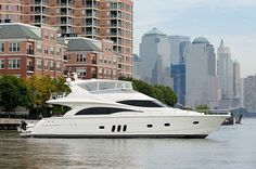 65u0027 Marquis Motor Yacht. My Tiger Woods Backup Plan!